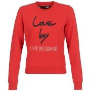 Sweatshirts Love Moschino  HOPPA