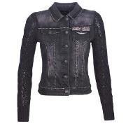 Jeansjackor Desigual  BLACK PANTHER