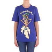 T-shirts med korta ärmar Love Moschino  W4F1558M3897