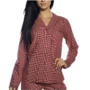 Calvin Klein Pyjamas Shirt Hunter Check * Fri Frakt *