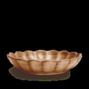 Ostronskål Cinnamon 31 cm