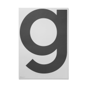 Grey poster G