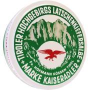 Marke Kaiseradler - Latschenkiefersalbe Svart på en kvart