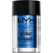 NYX PROFESSIONAL MAKEUP Face & Body Glitter - Blue