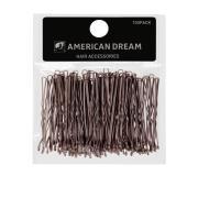 American Dream Wavy Grips Brown 5cm