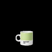 Pantone Living Espressokopp 12 cl Ljusgrön