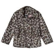 Petit by Sofie Schnoor Leopard Jacka Grå 104 cm