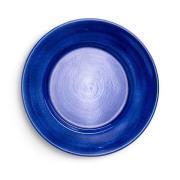 Basic Tallrik 31 cm, Blå