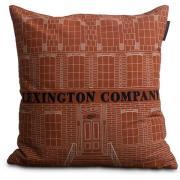 House Kuddfodral 50x50 cm, Rust