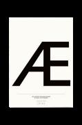 Poster Æ 50x70 cm